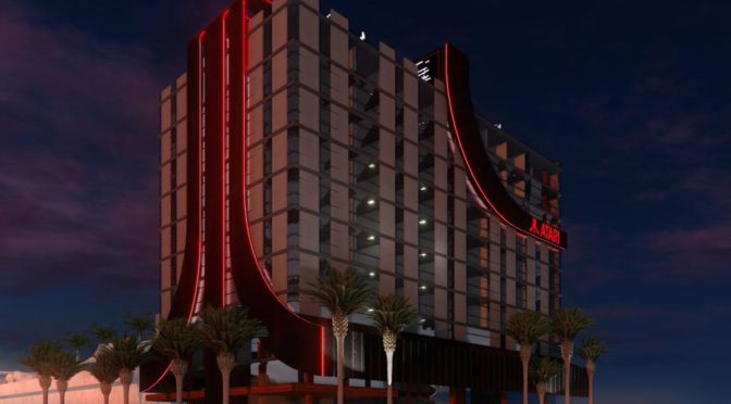 Atari-themed hotel planned for Las Vegas