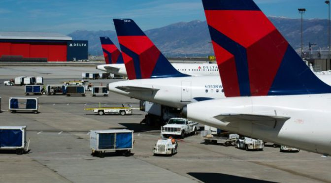 Delta, United, and other airlines sending their largest planes to the desert for storage as they drastically reduce operations due to coronavirus