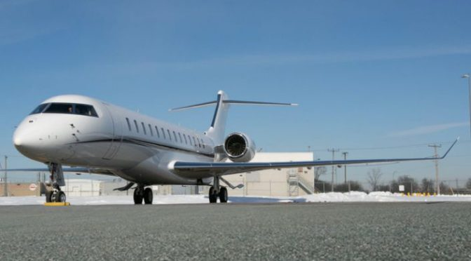 businessman selling his brand-new Bombardier Global 7500 for $70 million, Take a look inside the 3-month-old jet.