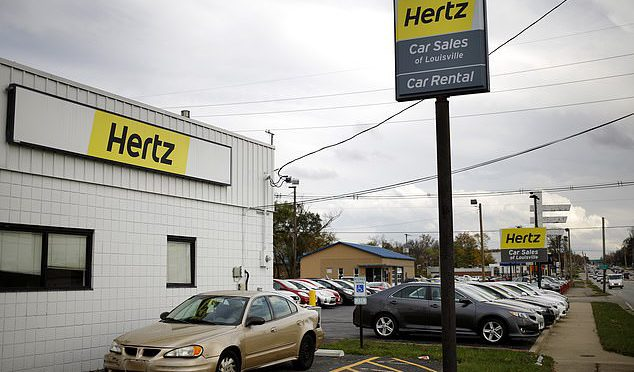 Car rental giant Hertz files for bankruptcy protection