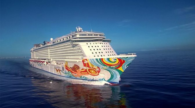 Norwegian Cruise Line 'optimistic' about phased return to service