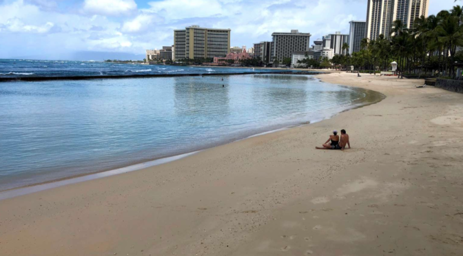 'Don't Come': Hawaii Enforces Strict Lockdown Measures