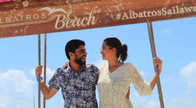 Coronavirus in the Maldives: The couple trapped on never-ending honeymoon