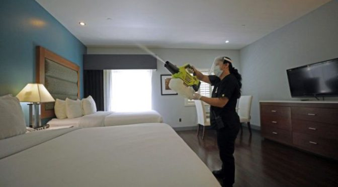 Bye-bye, buffets. Hello, plexiglass: How coronavirus is changing hotels