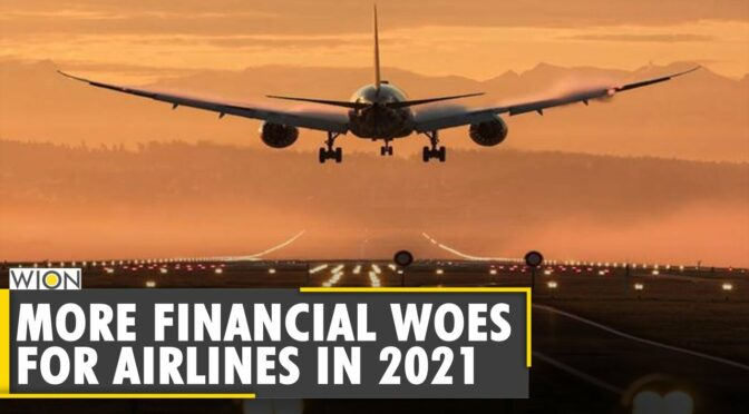 UN aviation agency warns another bad year for Airlines   World News   WION