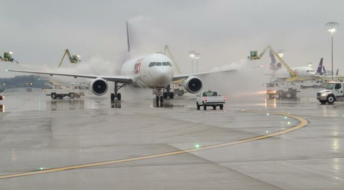 Winter storm: Memphis airport closed due to low water pressure; 1,100-plus canceled flights
