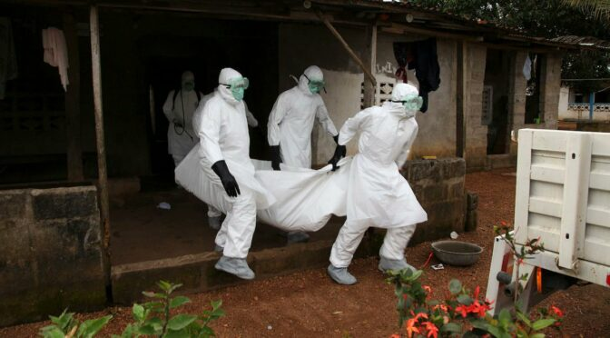Everything we know about the latest Ebola outbreaks