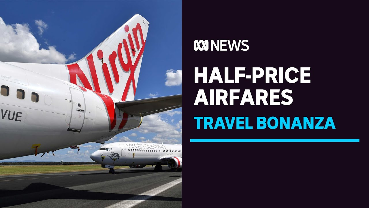 Half-price flights on offer as Government asks Australians to holiday for cheap at home | ABC News