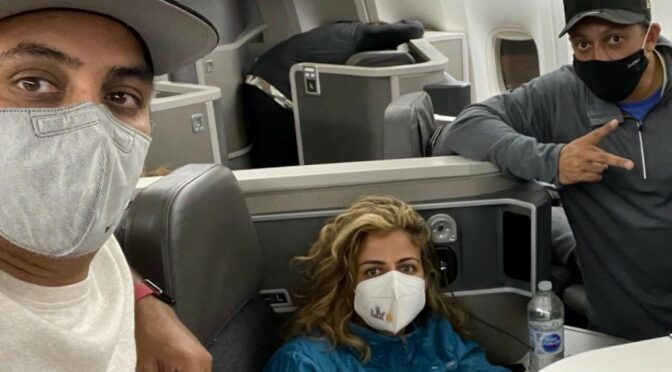 Woman's Life Saved on Plane Thanks to 3 Doctors on Flight