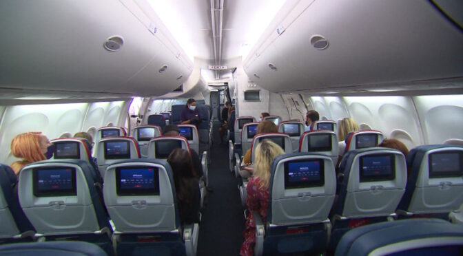 Feds fine unruly and maskless airplane passengers as violent incidents increase
