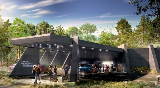 Star Wars Galactic Starcruiser Experience Opens At Walt Disney World In 2022