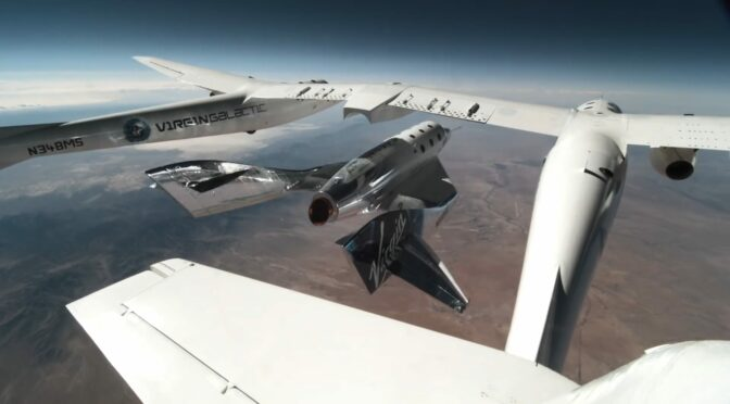 Virgin Galactic Granted License To Fly Passengers On Future Spaceflights