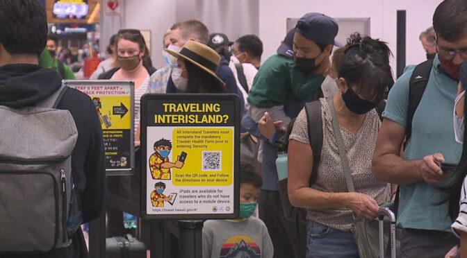 Hawaii says 'Aloha' to interisland travel restrictions June 15th