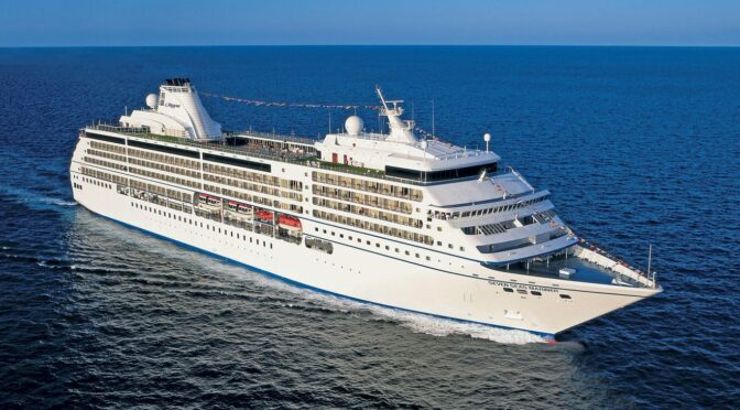 Cruise Ship Sold Fares Starting At $73K. It Sold Out In Under 3 Hours.