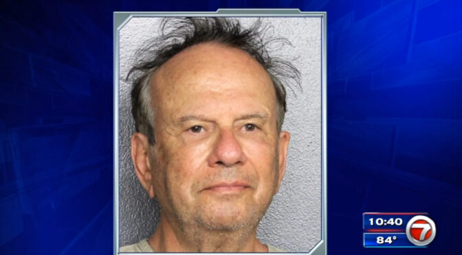 Elderly man arrested after bomb threat at FLL ticket counter leads to terminal evacuations