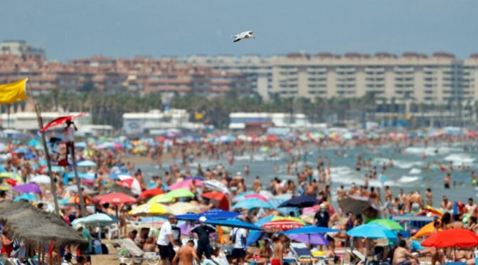 U.S. issues 'Do Not Travel' advisories for Spain, Portugal over COVID-19 cases