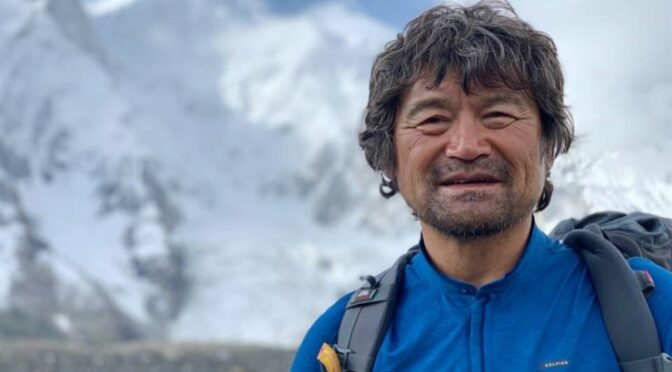 Fingerless S. Korean climber Kim Hong-bin goes missing after climbing all 14 Himalayan peaks
