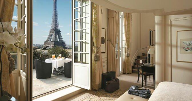 SHANGRI-LA PARIS | Best luxury hotel in Paris (full tour in 4K)